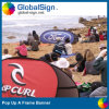 2015 Nova Janela Pop-up display, suportes de Banner pop up para venda