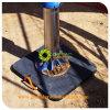 Не - для скольжения Strong строительного крана Outrigger тормозных колодок