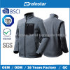 Dw15011 남자의 경주 겨울 옥외 기관자전차 Softshell 재킷