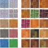 PVC Vinyl Flooring Designs et Color de 0.35mm-1.20mm