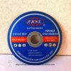 Inox-125X1.6X22.2のための粉砕車輪