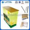 Verrouillé Compteur de promotion de la table d'affichage pop up en plastique (LT-09B)