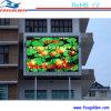 Grande schermo di visualizzazione del LED di pubblicità esterna di angolo di vista