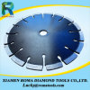De concurrerende Koude Gesinterde Bladen van de Zaag van de Diamant voor Marmer, Graniet, Beton, het Materiaal van de Steen