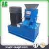Uso doméstico económico pequeño piso de madera de prensa de pellet biomasa morir