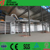 Plaque de plâtre de gypse/chaîne production de bonne qualité de cloison sèche