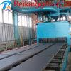 Rollen-Förderanlagen-Typ Stahlplatten-Granaliengebläse-Reinigungs-Maschine