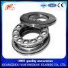 China-Lieferanten-Stahlrahmen-axiales Eingabe-Ebene-Schub-Kugellager 51217 85X125X31mm