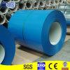 Цвет DX51D голубой Prepainted гальванизированная стальная катушка