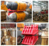 щековая дробилка Shanbao запчастей подвижной челюсти для экспорта