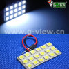 LED Auto Ceiling Light 24SMD 5050 Doom LED Auto Lamp