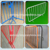 Metall Steel Crowd Control Barrier mit Bridge Fee