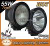 7inch 55W 9-32V IP68 4X4 HID Spot Driving Light (PD699)