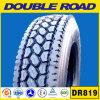 La double remorque d'entraîneur en gros de vente en gros de route fatigue les pneus radiaux 12r22.5 de camion des prix 11r22.5