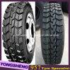 12r22.5, 315/80r22.5 todo neumático radial del carro del neumático de acero de TBR
