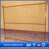Rete fissa provvisoria della rete metallica del rivestimento della polvere