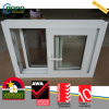 Impato Windows deslizante do vinil do PVC do Conch com tela do inseto