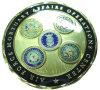 Anunciou 3D Challence Coin, 3D Army Coin
