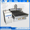 Professionele Fabrikant 1300*2500mm het Meubilair die van de Deur van de Kast Houten CNC Router maken