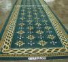 ヨーロッパの古典的なウールのカーペット