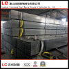 120G/M2亜鉛コーティングが付いている前電流を通された鋼鉄正方形の管