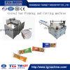 Máquina automática da formação e de corte da barra do cereal