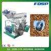 Agro cascarilla de arroz el aserrín de madera de la máquina de peletización