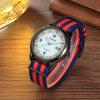 Планка ткани случая Wristwatch 42mm ткани способа