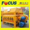 Js3000 3000L Twin Shaft Concrete Mixer