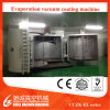 Термально система покрытия вакуума испарения PVD, машина вакуумного напыления тонкой пленки для пластичного ABS, PC, PP, смолаы, акриловой