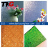 3-8mm Colourful Flora, Puzzle, Diamond Patterned Glass