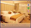 아시아 알루미늄 0207 현대 Hilton 백색 호텔 가구는 오크 단단한 나무 직물 침실 가구를 간단하게 한다