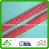 Elástico Ruffled da cinta da roupa interior do alongamento da cor lisa lateral bom