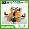 고품질 나무로 되는 사무실 책상 3 사람 워크 스테이션 (OD-68)
