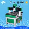 Mini ranurador portable 6090 del CNC del metal de la fresadora del CNC
