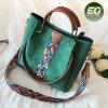 Le modèle neuf met en sac le sac à main coloré d'achats de fille de sac à main de femme de courroie du fournisseur Sy8641 de la Chine