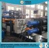 Étape deux 300kg/h PP PE machine agricole bouletage de recyclage de l'extrudeuse
