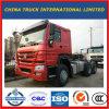 Vrachtwagen van de Tractor van de Dieselmotor van Sinotruk HOWO 6X4 de Op zwaar werk berekende