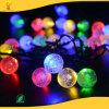 Feenhaftes dekoratives Solarlicht des Kristallkugel-angeschaltenes Garten-LED