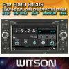Voiture de l'écran tactile de Windows Witson DVD pour Ford Focus Nouvelle version