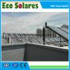 Titane thermique solaire de bleu de collecteur de panneau de plaque plate