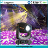 LED 단계 점화 350W 광속 디스코 이동하는 헤드 DJ는 점화한다