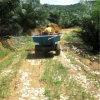 中国はYanmarのディーゼル機関を搭載する18HP 4WDの農場トラクターを作った