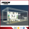 El bastidor de la etapa de aluminio de la estructura de la armadura de la espita de iluminación de eventos/DJ/usa la armadura de aluminio