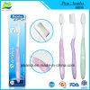 Haushalts-zahnmedizinischer Pinsel-erwachsene Plastikpolyamid-Zahnbürste