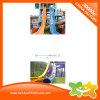 Оборудование большой Exciting высокоскоростной игры скольжения бассеина земное для малышей и взрослых