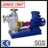 Horizontale industrielle chemische Abwasser-Wasser-selbstansaugende Schleuderpumpe