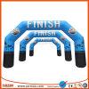 Custom спортивных мероприятий на улице и Racing ПВХ надувные колесной арки