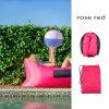 Inflate Folding Furniture Air Inflatable Sofá-cama de sofá exterior