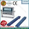 Escala de la escala de viga Lp7630 (indicador de Optinal)